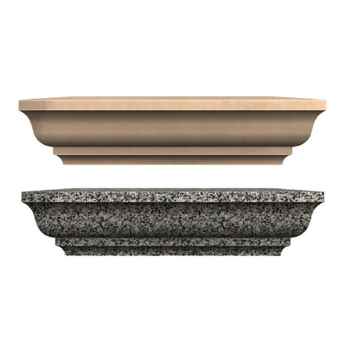 Cast Stone Window Sill