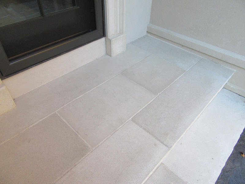 Cast Stone Floor Tiles