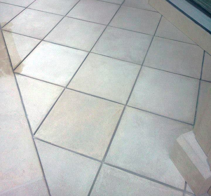 Dimensional Floor Tiles