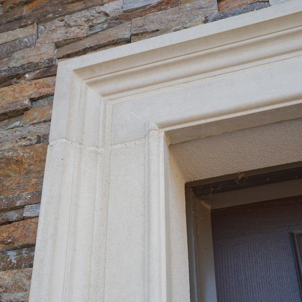 Window Surround CAP-MLD-05-7.5