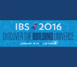 New England Veneer Stone and Cornerstone Architectural Products at IBS 2016