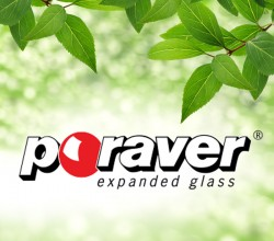 Environmentally Friendly Stone Veneer with Poraver® Recycled Glass